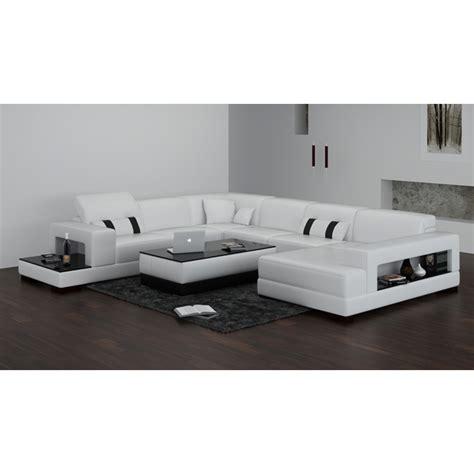 canape toulouse canapé d 39 angle panoramique en cuir toulouse pop design fr