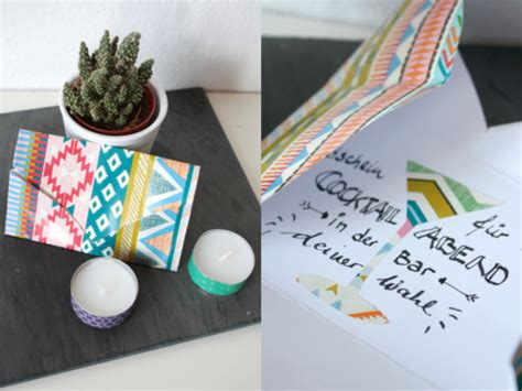 gift wrapping 3 ideen um gutscheine zu verpacken rosy