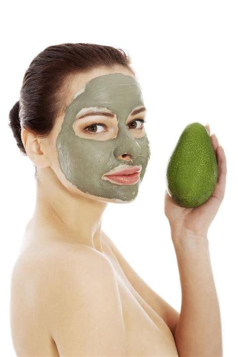comment faire des masques 224 l avocat pour le visage