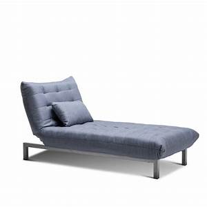 york fabric chaise lounge sofa bed in light blue buy With futon sofa bed with chaise
