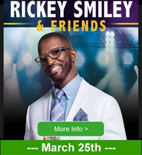 rickey smiley phone number the garrett coliseum events