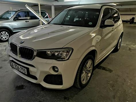 Maybe you would like to learn more about one of these? Used 2016 BMW X3 2.0d M Sport Auto for Sale Fancy Cars ...