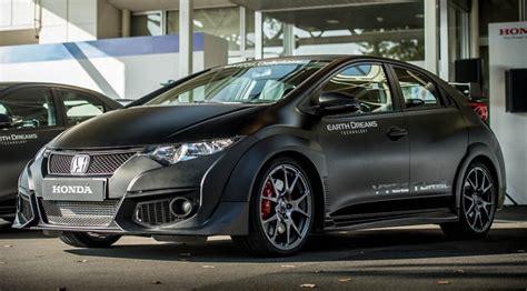 Honda Civic Type R By Car Magazine