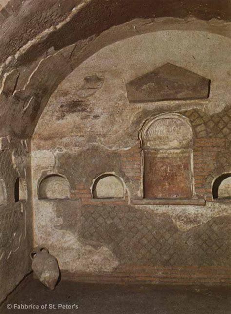 The Vatican Necropolis (Scavi) Tomb D