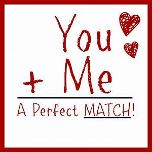 A Perfect Match Chocolate Pretzel Valentine DIY + FREE ...