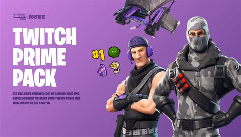 twitch prime loot  fortnite