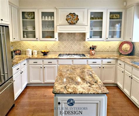 Kitchen Floors And Countertops by Kitchen Ideas Decorating With White Appliances Painted