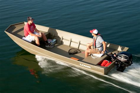 Lowe Boats Florida by New 2017 Lowe Jon L1648m Aura Power Boats Outboard In