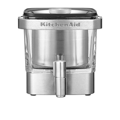Jetblack utilises cloud services for our mailing lists and some other internet related services, which requires submitting relevant information with companies not based in australia (for example, mailchimp). KitchenAid Cold Brew Coffee Maker | Buy Drip Coffee Makers - 883049454139