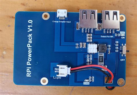 Raspberry Club Battery Ups Kit Assembly Guide Review