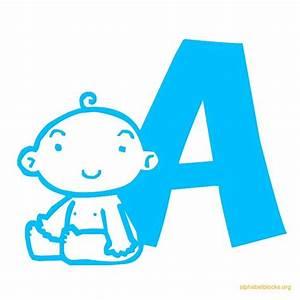 baby alphabet blocks in blue alphabet blocks org With baby block letters