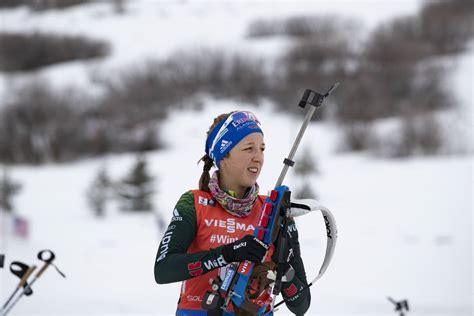 Alle nachrichten und informationen der f.a.z. Franziska Preuss (GER) - Bildergalerie Biathlon Weltcup ...