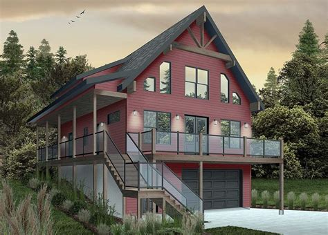 Country Style House Plan 76550 with 4 Bed 3 Bath 1 Car