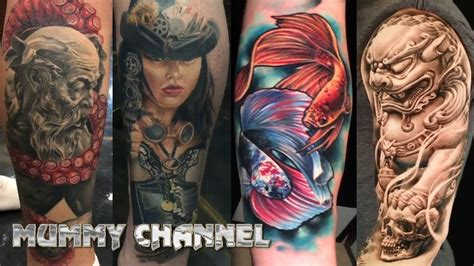 Best Tattoos In The World Hd 2018  Amazing Tattoo Design
