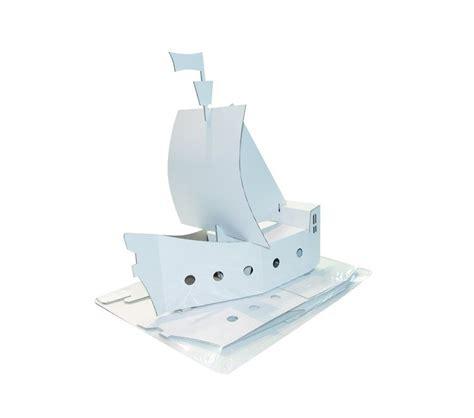 Como Hacer Un Barco A Vapor Pasos by Como Hacer Un Barco De Carton Pasos Plantilla Enrhedando