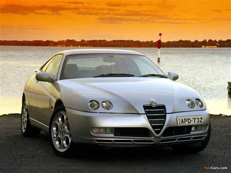 Alfa Romeo Gtv Au-spec 916 (2003–2005) Photos (1024x768
