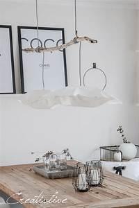 Ikea Lampenschirm Papier Ersatz : diy papierlampe wie ikea varmluft creativlive ~ Markanthonyermac.com Haus und Dekorationen