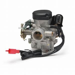 26mm Cvk26 Carb Carburetor Carby Keihin For Gy6 150cc