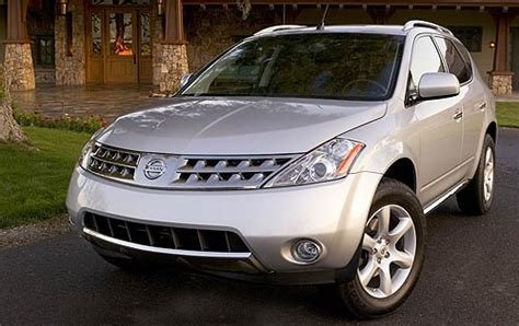 Used 2006 Nissan Murano Suv Pricing & Features