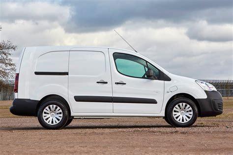 Zero-emission Citroen Berlingo L2 Goes On Sale In Uk