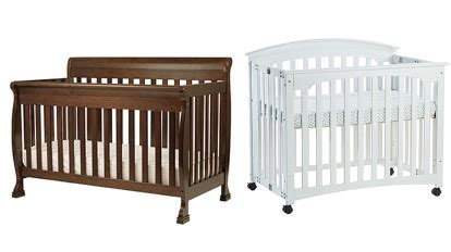 Best Cribs For Small Spaces  Best Minicribs 2019 What