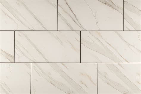 Cabot Porcelain Tile Pietra Series by Cabot Porcelain Tile Pietra Series Calacatta 12 Quot X24 Quot