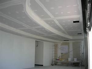 Pose D Un Faux Plafond En Ba13 : platrerie denis desportes platrerie traditionnelle sur ~ Melissatoandfro.com Idées de Décoration