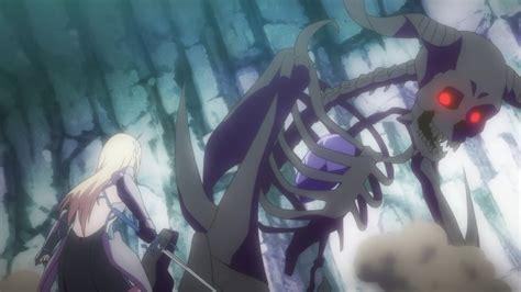 danmachi sword oratoria aiz  dungeon boss youtube