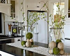 Grand Vase En Verre : d coration vase en verre 20 compositions florales printemps ~ Teatrodelosmanantiales.com Idées de Décoration