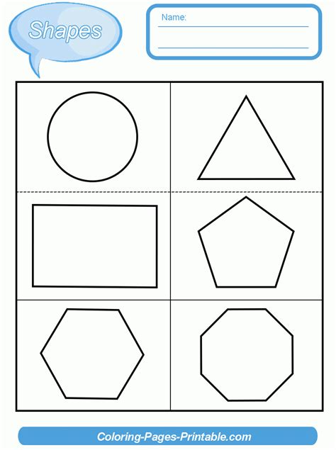 worksheet kindergarten shapes worksheets worksheet