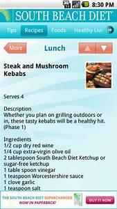 South Beach Phase 1 Diet Plan