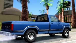 1984 Ford F 150 Ranger - Gta San Andreas