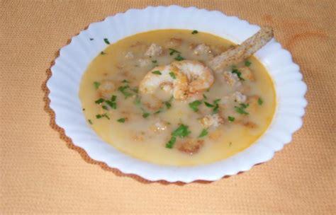 recette de cuisine legere pour regime soupe légère de crevettes recette dukan pp par mamie25