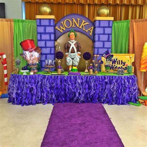 Willy Wonka Decorations by Willy Wonka Birthday Ideas Photo 1 Of 19 Willy