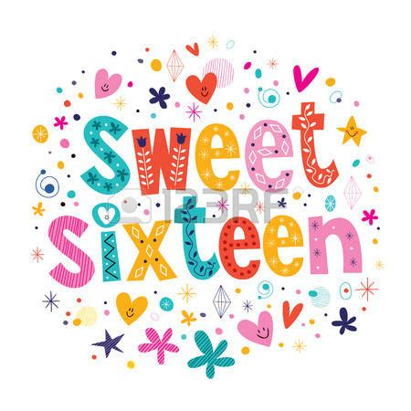 sweet sixteen clipart free 20 free Cliparts   Download ...