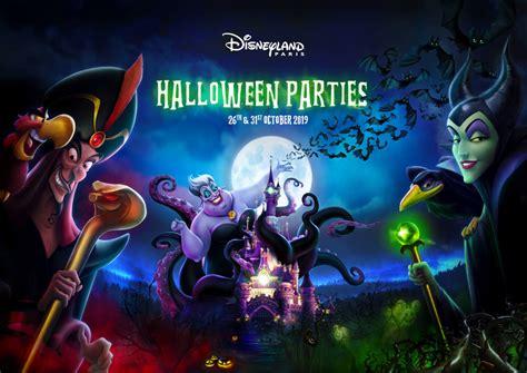 halloween celebrations expand  disneyland paris