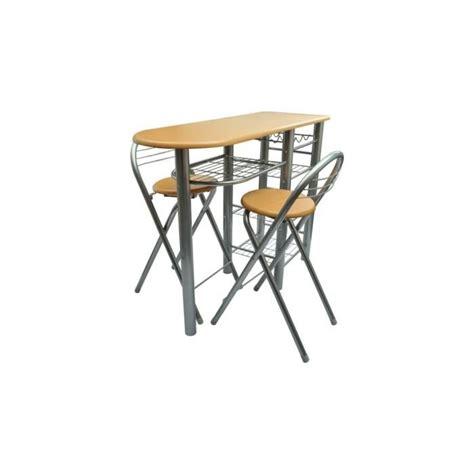 canapé vente flash lot avec une table de bar avec 2 chaises achat vente
