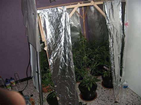 construction chambre de culture jdc ma culture autoflo flower power fast bud big