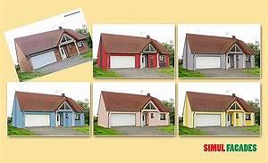 Simulateur Couleur Volets : logiciel simulation couleur facade maison ventana blog ~ Melissatoandfro.com Idées de Décoration