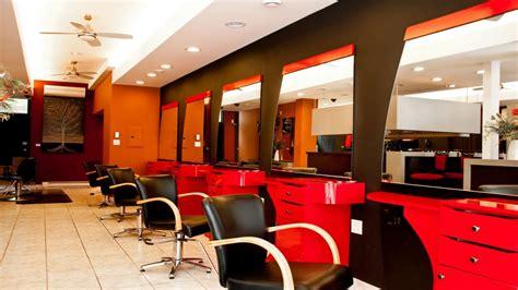 gray dining room furniture hair salon interior design