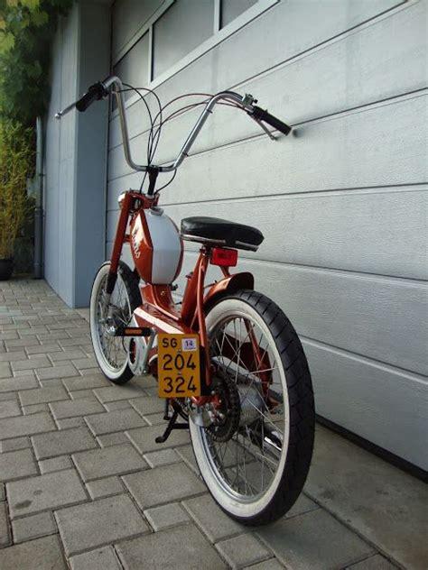 sachs 503 gtx bobber orange metallic whip s motorcycle tomos moped und vespa scooters