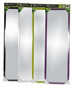 Spiegel Befestigung Wand : wand und t r spiegel wandspiegel t rspiegel h ngespiegel rahmenspiegel garderobenspiegel lila ~ Orissabook.com Haus und Dekorationen
