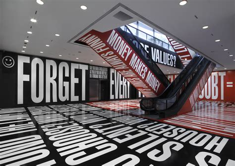 photos of barbara kruger belief doubt now available hirshhorn museum and sculpture garden