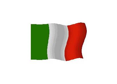 Italy Italian Animated Flag Contat Doing Would
