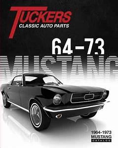 1964 Ford Mustang parts - 1973 Ford Mustang parts Catalog