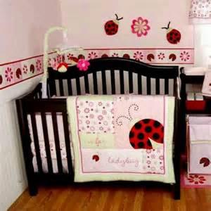 Ladybug Theme for Baby Girl Room