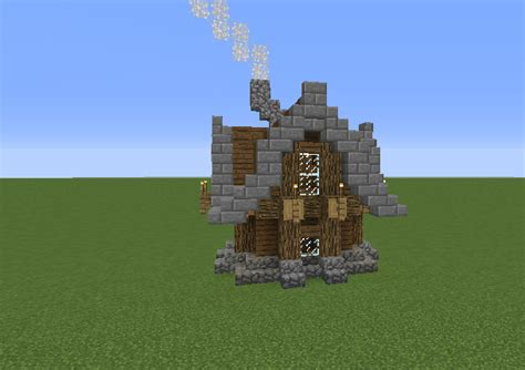 small rustic starter home grabcraft  number
