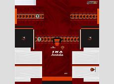 Roma Retro Kits For PES 2016 by pjanos69 PES Patch
