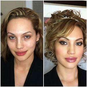 Before And After Perfect Hair And Makeup Las Vegas