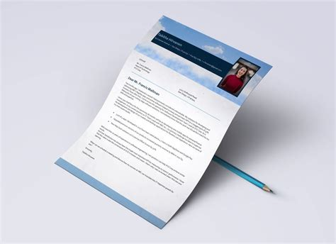 12 Cover Letter Templates for Microsoft Word (Free Download)